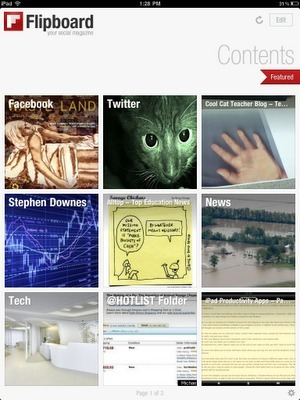 Cool Cat Teacher Blog: 15 Fantastic Ways to Use Flipboard | Bits & Bytes, Various & Sundry | Scoop.it