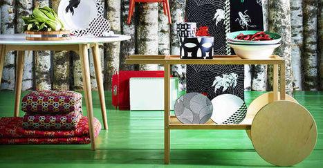 Les collections capsules en décoration se multiplient | Décorations en tous genres | Scoop.it