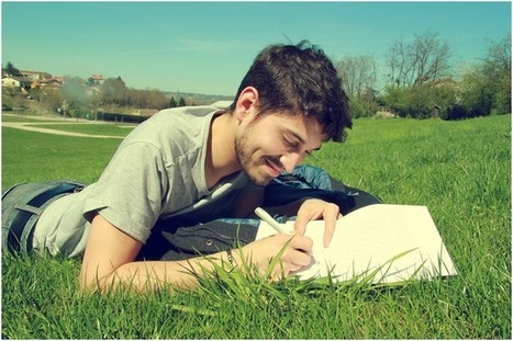 Handwriting better than copywriting | International Public Affairs | Scoop.it