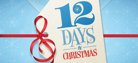 The 12 knowledge-enabled days of Christmas! | Knowledge and Information Management | Scoop.it