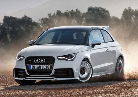 Audi creates limited edition, 252-hp A1 Quattro | The DATZ Blast | Scoop.it