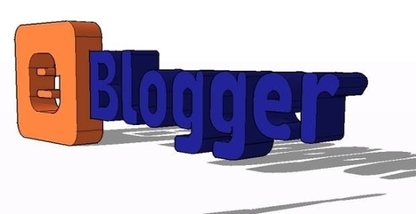 Guía de Blogger | Contenidos educativos digitales | Scoop.it
