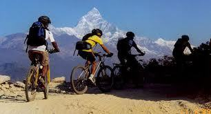 Mountain biking holiday in Nepal - H&I Adventures | Tourism In Nepal | Scoop.it