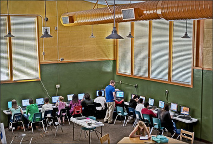 Education Week: Transforming Classrooms Into 21st-Century Work Spaces | Collaboration in the 21st Century Classroom | Scoop.it