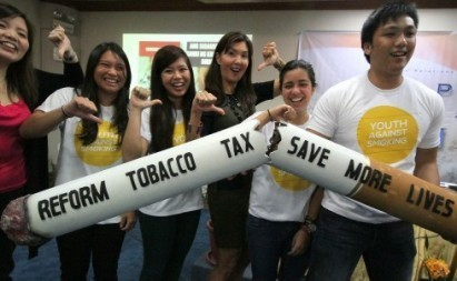 SIN TAX BATTLE | 'Bawas Bisyo Bill' website launched, Bongbong ... | Should cigarettes and alcohol have sin taxes? | Scoop.it