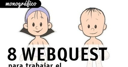 La Eduteca: MONOGRÁFICO | 8 webquest para trabajar el cuerpo humano en clase | FOTOTECA INFANTIL | Scoop.it