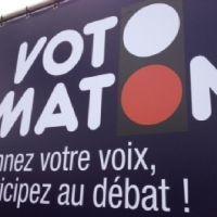 Le Votomaton RTBF dans votre commune: les lieux et les dates - RTBF Belgique | Veille - développement radio | Scoop.it