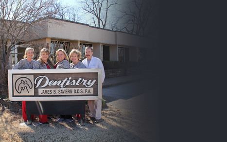 Meet Dr. Saviers - Dental Care Fort Smith, Arkansas   Healthcare Services   Scoop.it