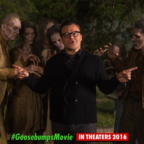 Here Are the Goosebumps Movie Monsters - IGN | Le cinéma, d'où qu'il soit. | Scoop.it