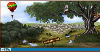 edu365.cat - El món per un forat | ACTIVITATS EDUCATIVES | Scoop.it
