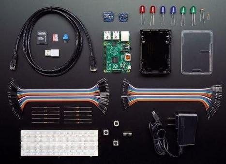 Microsoft Partners with Adafruit for IoT Starter Kits | Make: | Open Source Hardware News | Scoop.it