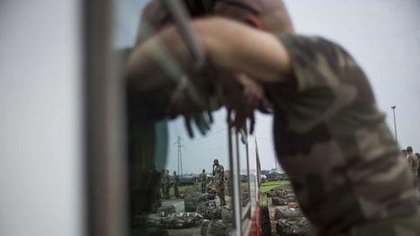 Les militaires français de «Sangaris» à pied d'œuvre   Centrafrique   Scoop.it