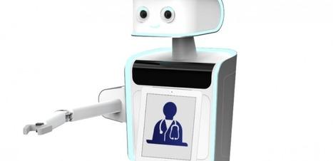 Immersive Robotics lance un robot connecté sur roulettes | Une nouvelle civilisation de Robots | Scoop.it