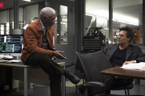 Tweet from @wbpictures | morgan freeman | Scoop.it