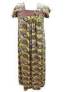 Hippie Gypsy Cotton Sleepwear Dess Boho Gypsy Caftan Nighties For Women's | caftan Kaftan | Scoop.it