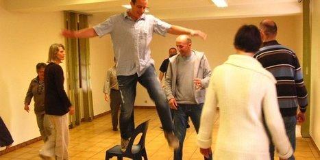 Bergerac : des ateliers d'improvisation pour lâcher prise - Sud Ouest | Pédagogies actives, décalées et Cie | Scoop.it