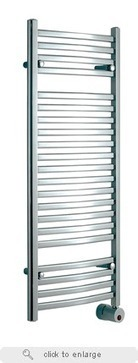Mr. Steam W248 Electric Hardwired Heated Towel Warmer | Towel Warmers | Scoop.it