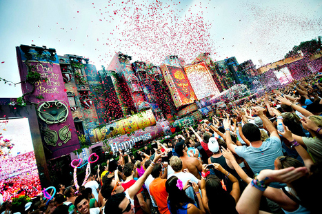 Tomorrowland Releases 2014 Full Lineup For Both Weekends   DJing   Scoop.it