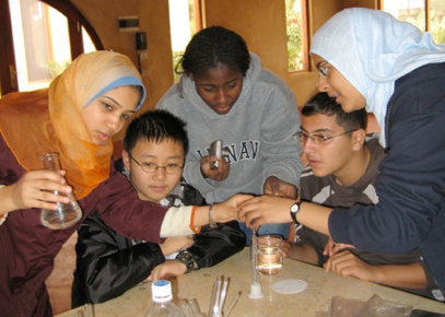 Bringing Global Connections to Life inEgypt | iEARN in Action | Scoop.it