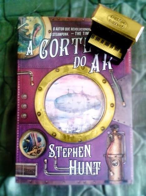 Inspirados, O Berço das Grandes Ideias!: [Resenha] - A Corte do Ar, de Stephen Hunt | Ficção científica literária | Scoop.it
