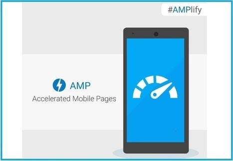 #Google va bientôt favoriser tous les contenus AMP lors des recherches sur mobile | Journalisme web et innovations | Scoop.it