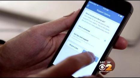 How Facebook plans to prevent suicides – it starts with you (+video) | All Facebook | Scoop.it
