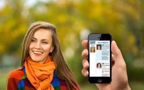 NameTag : une application pour... | Réseaux sociaux et social media | Scoop.it