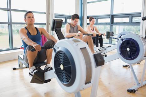 The Best Piece of Gym Equipment You're Not Using | | Indoor Rowing | Scoop.it