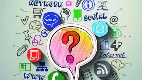 LinkedIn ou Viadeo Pouquoi ? Pour qui ? Comment ?   Le numérique vue par un Doughnut   Scoop.it