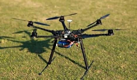 Drones et monuments, quelques vidéos | Le numérique pour la conservation du patrimoine | Scoop.it