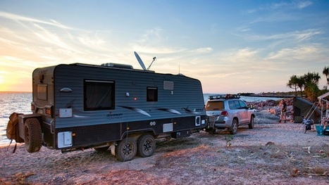 Is it Safe to Take Caravan for a Long Distance? - Australia Wide Annexes | Caravanning Camping Tips, Holidays & Accessories | Scoop.it