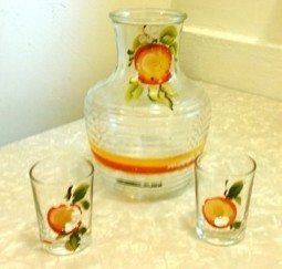 Cheery Depression Glass Oranges   Antiques & Vintage Collectibles   Scoop.it