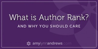 What is Author Rank? Part 2 - Blogging with Amy | Book Promotion & Publicity | Scoop.it