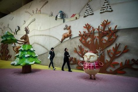 Battle of the Christmas decorations for Hong Kong malls | Shopping Malls in the Social Web Era | Scoop.it