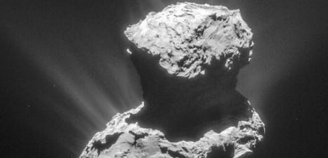 L'oxygène de la comète Tchouri est plus vieux que notre système solaire | Beyond the cave wall | Scoop.it