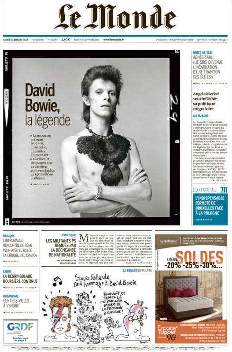 Le Monde n° 22080 - 12 janvier 2016   Abonnements  CDI   Scoop.it