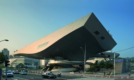 [Municipality of Busan, South Korea] Busan Cinema Center / Coop Himmelb(l)au | The Architecture of the City | Scoop.it