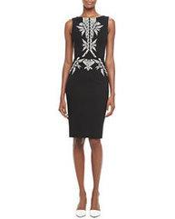 Fitted Tribal-Print Dress   Bellafuny   Scoop.it