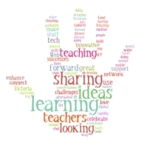 TeachMeetMelbourne - home | getting started on Personal Learning Networks | Scoop.it
