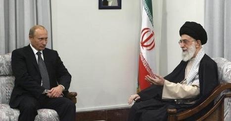 Blog do Alok: Rússia e Irã reformatam a geopolítica do Oriente Médio | BOCA NO TROMBONE! | Scoop.it
