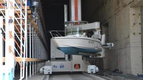 Lorient, le port à sec inauguré à la base de sous-marins   Annonces Nautiques   Scoop.it