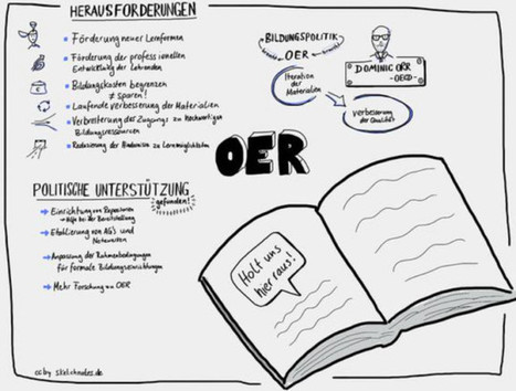Vorstellung zweier Studien zu OER | Lehr@mt Connected | Scoop.it