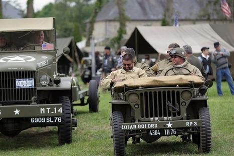 Les collectionneurs ont débarqué en Normandie - Libération | La Normandie dans la Seconde Guerre mondiale | Scoop.it