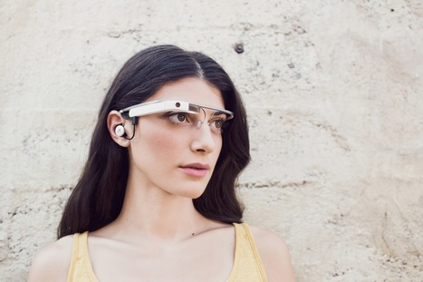 Google Glass firmware update adds screen lock, YouTube uploading and wink to take a photo | Marketing_me | Scoop.it