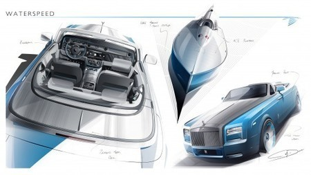 Rolls-Royce offers first glimpse of Phantom Drophead Coupé | Real Estate Plus+ Daily News | Scoop.it