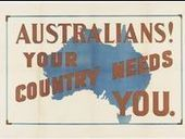 WWI Enlistment Posters | Year 9 World War I | Scoop.it