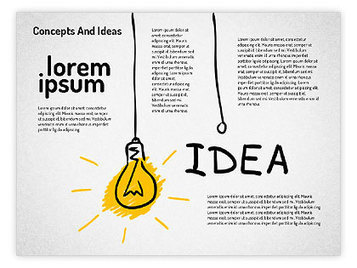 Concepts and Ideas with Characters | PowerPoint Diagrams, Charts, and Shapes | Scoop.it