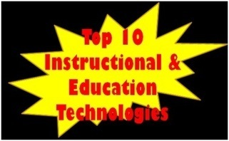 10 Most Important Emerging Instructional Education Technologies | Applied Inspiration | Scoop.it
