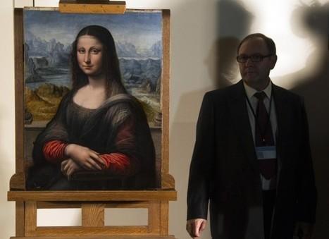 Mona Lisa, la copia del Prado della Gioconda | GOSSIP, NEWS & SPORT! | Scoop.it