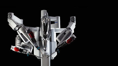 In Robot Surgeons vs. Lawyers, a Win for the Machines - Businessweek | Mass Torts | Scoop.it